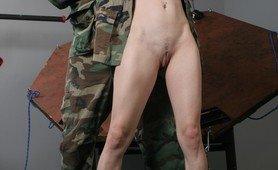 Military BDSM Sequence