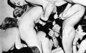 Vintage classic hardcore porn
