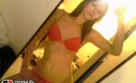 A collection of teen cuties selfshooting