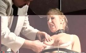 Bondage whore severe fetish punishment