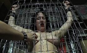 Slave Bondage and Abuse