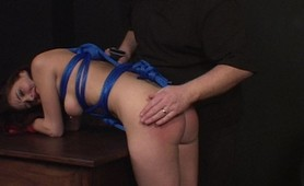 Tina chained tender pussy fetish abused
