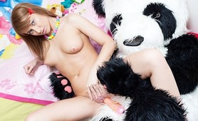 Twister games and panda sex