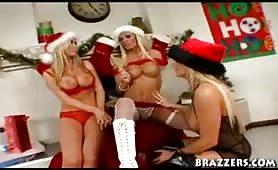 Santa's XXXmas surprise