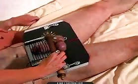 Extreme cock torture that will make you cringe