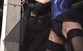 Sweet Princess Slave Bondage Session