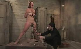 Extreme Level of Slave Training