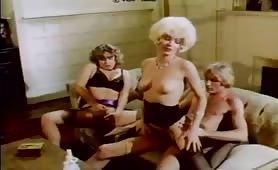 Vintage whore hardcore retro groupsex
