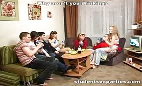 Insolent Students Get What They Want at the Party