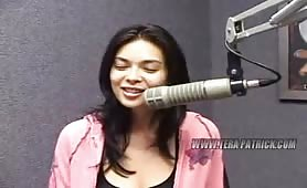 Pornstar Tera Patrick's radio interview in honolulu in here!