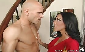 Sometimes, married men make mistakes. Sometimes those mistakes have sweet tits, tight asses and killer pussy! Watch what happens to Johnny when one of his mistakes breaks into his house with his wife at home...all in the name of big cock! Fellows...take h