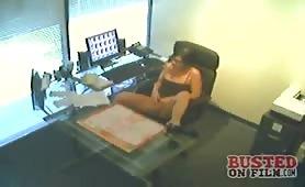 Office Break Fingering