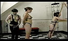 Fetish Amateur slave tiedup and whipped