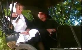 Amish daughters - scene 4