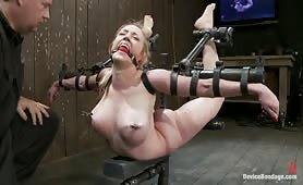 Bondage bitch canned fetish punishment